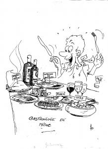 Gastronomie en Médoc